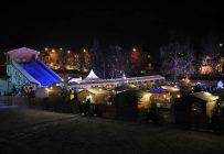 Christmas Market Chalet Hire