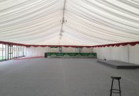 About Leisure Domes marquee hire