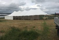 Traditional Style Marquee Hire